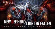 The Artifact DEF Hero – Luin the Fallen is arriving