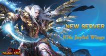 New server «S76: Joyful Wings» is already open!