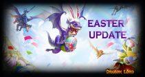 Easter Update, April, 7