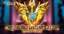 New Artifact Powerful HEAL Charm – Spring of Contemplation