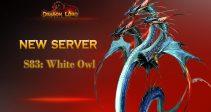 New server «S83: White Owl» is already open!