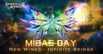 Midas Day is coming at League of Angels III