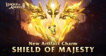 New Artifact Powerful DEF Charm – Shield of Majesty