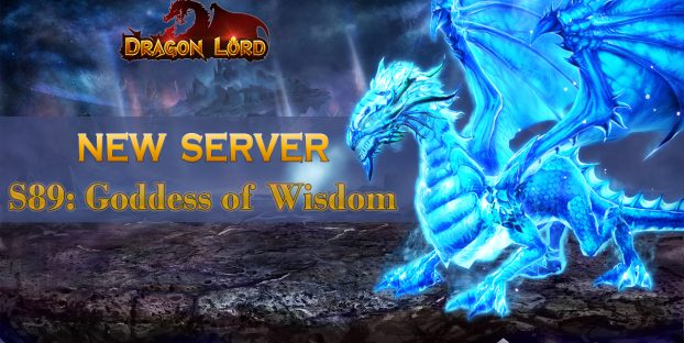 New server «S89: Goddess of Wisdom» is already open!