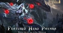 The Artifact Support Hero – Pavara is arriving
