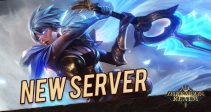 New server «S12 Ghost king»