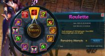 "Event ""Roulette"" (01/05/2021)"