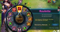 "Event ""Roulette"" (03/16/2021)"