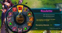 """Event """"Roulette"""" (05/18/2021)"""