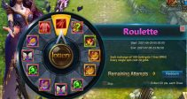 """Event """"Roulette"""" (06/29/2021)"""