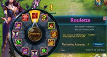 """Event """"Roulette"""" (07/13/2021)"""