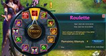 """Event """"Roulette"""" (08/10/2021)"""