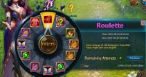 """Event """"Roulette"""" (08/24/2021)"""