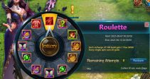 """Event """"Roulette"""" (09/07/2021)"""