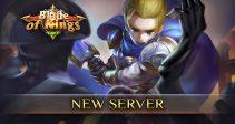 """New server """"S13: Warrior"""" is open!"""