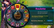 """Event """"Roulette"""" (10/19/2021)"""